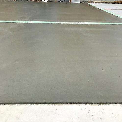 ブロック基礎間の土間コンクリート(無筋)[1m2あたり]
