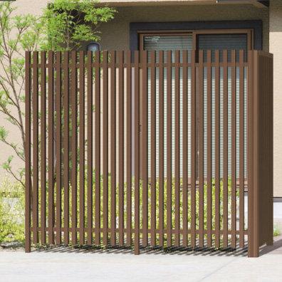 ガーデンスクリーン(フェンス):エルファード両面1型・M1型[1式]