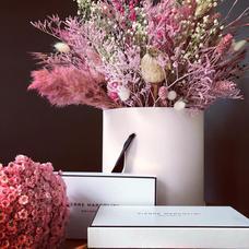 Bouquet cuberdon fleurs séchées