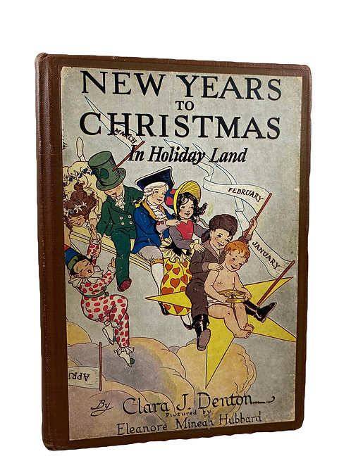 New Years to Christmas in Holiday Land