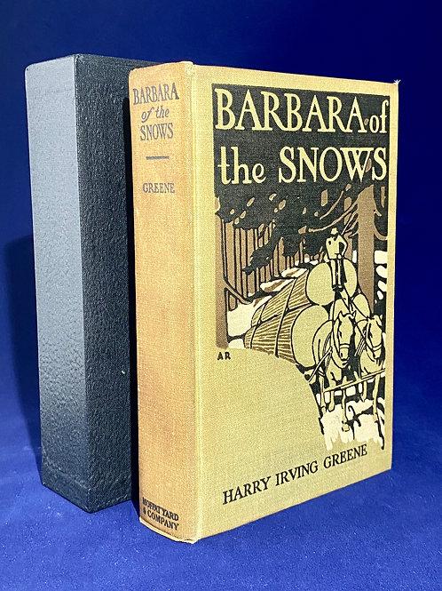Barbara of the Snows