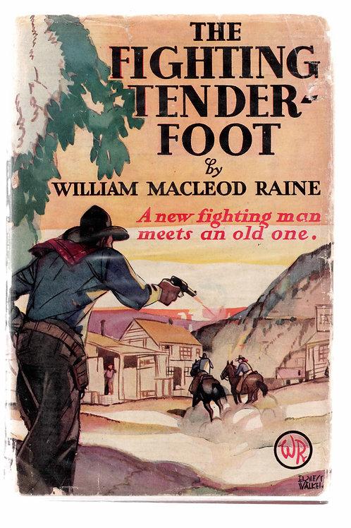 The Fighting Tender-Foot