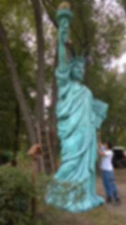 Realizamos réplicas de monumentos, estatuas, arte, esculturas, frizos,  escenografia en cualquier escala en resina, telgopor, bronce, hormigon, hierro.