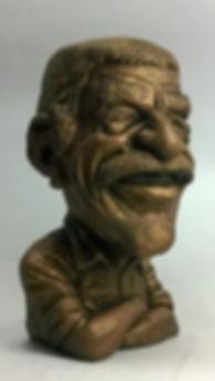 Escultor Argentino-Escenografo argentino-Escultor de bustos en bronce-Escultor argentino en bronce-bronce-