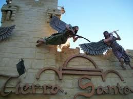 Esculturas en resina- figuras religiosas-tierra santa-parque temático