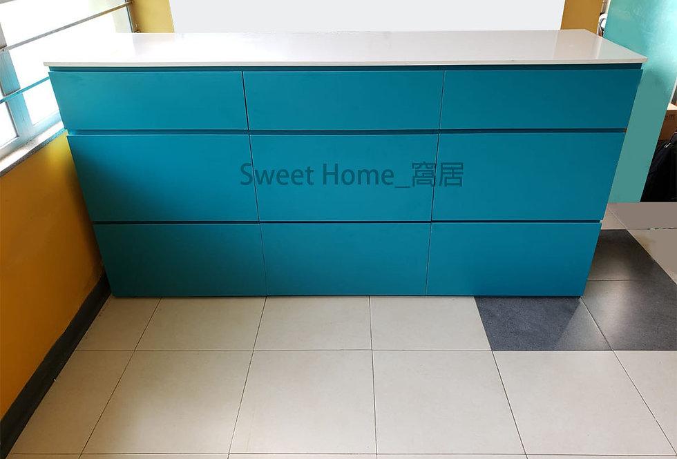 機構訂制 (沙田顯徑邨) 大廳廚櫃  實物圖片#928
