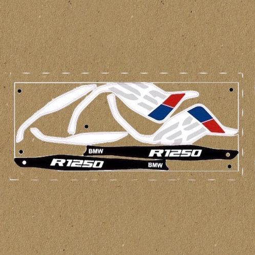 kit déco protège main 1250 GS/GSA
