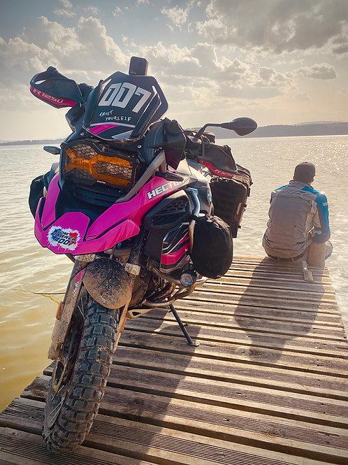 Kit déco protection Hector réplica 1250 Gs adventure 2021