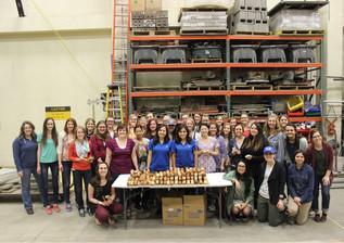 Women in Engineering Service Project