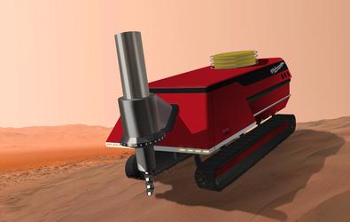 Martian Miner Vehicle 2220