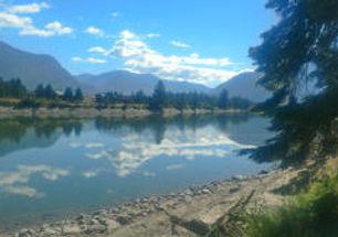177 feet of Clark Fork River Access