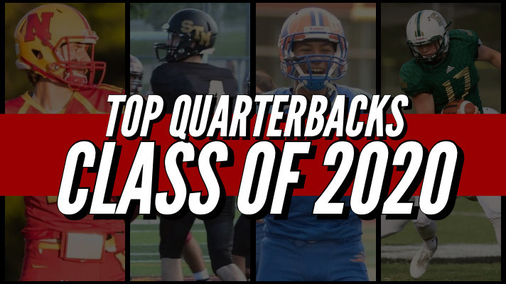 Top Quarterbacks Ontario Class of 2020