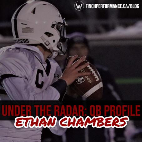 Under the Radar: QB Profile - Ethan Chambers
