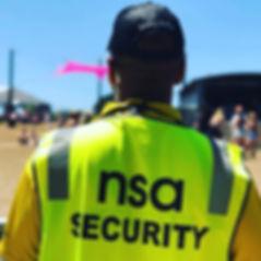 event security festival nsa