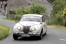 Jaguar MK2 3.8 ASA Mont des Princes