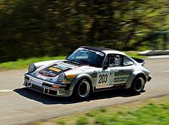 Porsche 911 ASA Mont des Princes