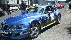 BMW Z3 ASA Mont des Princes