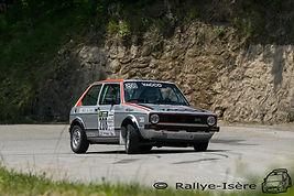 VW Golf GTI ASA Mont des Princes