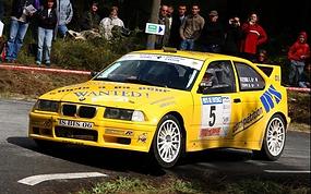 BMW 318i Compact ASA Mont des Princes