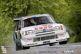 Peugeot 205 Turbo16 ASA Mont des Princes