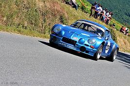 Alpine A110 ASA Mont des Princes