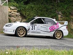 Subaru Impreza STI ASA Mont des Princes
