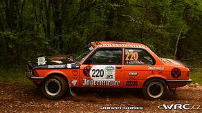 BMW 323i ASA Mont des Princes