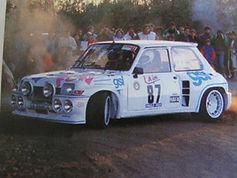 Renault 5 Turbo Maxi ASA Mont des Princes