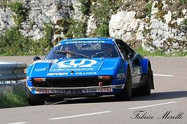 Ferrari GTB4 ASA Mont des Princes