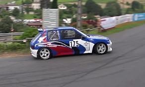 Peugeot 205 GTI ASA Mont des Princes