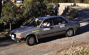 Peugeot 305 ASA Mont des Princes