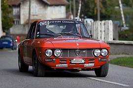 Lancia Fulvia 1600 HF ASA Mont des Princes