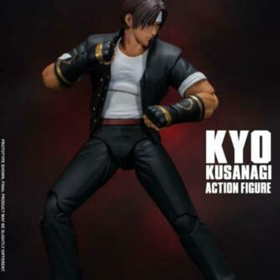 The King of Fighters 98 Kyo Kusanagi 1/12 action figure Storm Collectibles