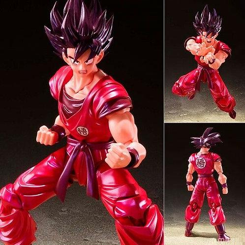 S.H. Figuarts Dragonball Son Goku Kaioken ver. action figure Bandai