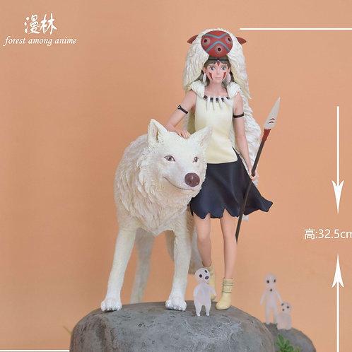 【Preorder】Forest Among Anime Princess Mononoke