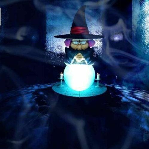 XBD Studio Resin Dragon Ball Crystal Grandmother Limited Statue