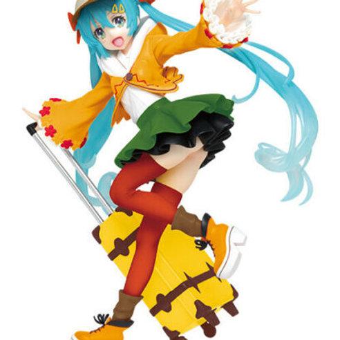 Vocaloid Hatsune Miku Fall clothes renewal ver. figure Taito (100% authentic)