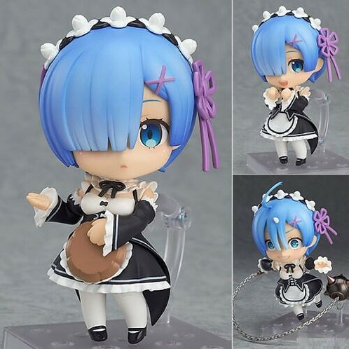 Nendoroid 663 Re:ZERO Starting Life in Another World Rem figure Good Smile
