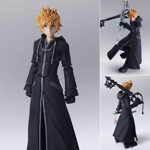 Kingdom Hearts III Roxas Bring Art action figure Square Enix (100% authentic)