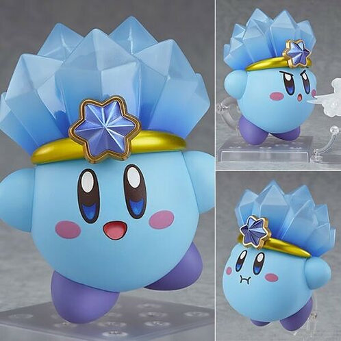Nendoroid 786 Kirby's Dream Land Ice Kirby figure Good Smile (100% authentic)