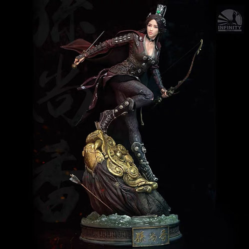 Infinity Studio Statuette Sun Shangxiang Three Kingdoms 1/4
