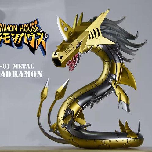 【Preorder】DIGIMON HOUSE HD 01 Seadramon