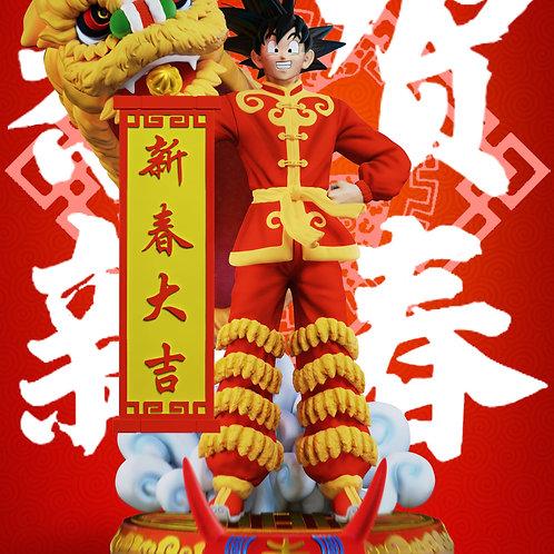 【Preorder】X.T STUDIO DRAGON BALL CHINESE NEW YEAR SON GOKU