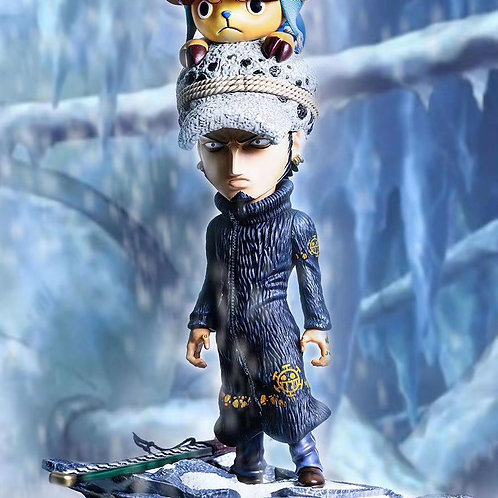 【Preorder】OPPS Trafalgar D. Water Law with Chopper - One Piece *2 version