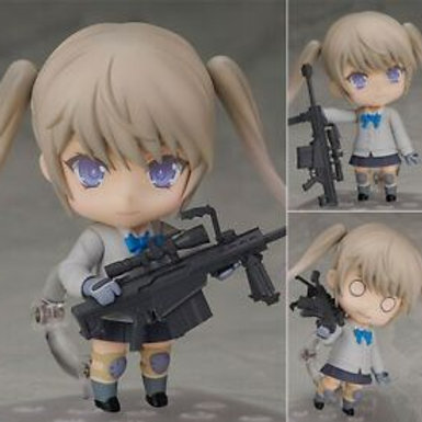 Nendoroid 953 Little Armory Maria Teruyasu figure Tomytec Good Smile (Authentic)