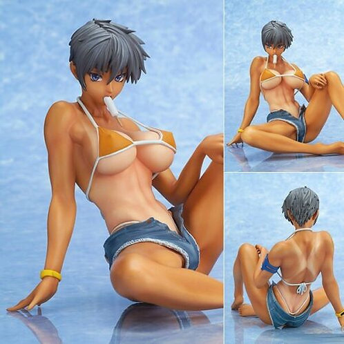 Natural Everlasting Summer Girl Ryoko Nagaredama 1/6 figure Mouse Unit