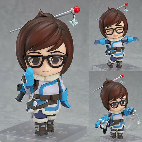 Nendoroid 757 Overwatch Classic Skin Mei PVC figure Good Smile (100% authentic)