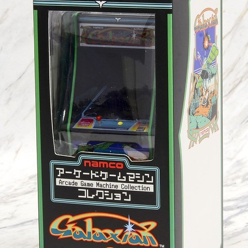 Namco Arcade Game Machine Collection - Galaxian 1/12 scale FREEing