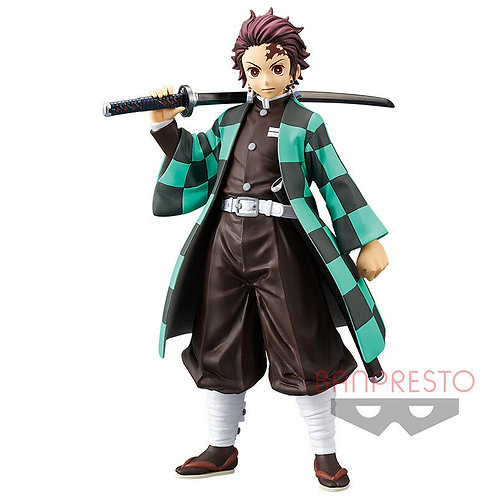 Kimetsu no Yaiba Demon Slayer Figure Vol.1 Tanjiro Kamado Banpresto (authentic)