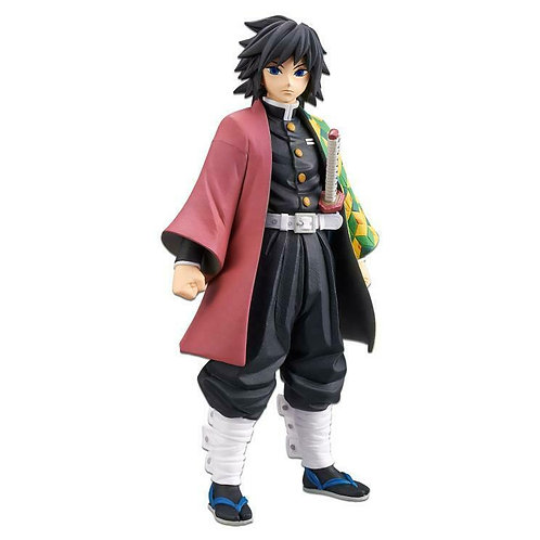 Kimetsu no Yaiba Demon Slayer Figure Vol.5 Giyu Tomioka Banpresto (authentic)